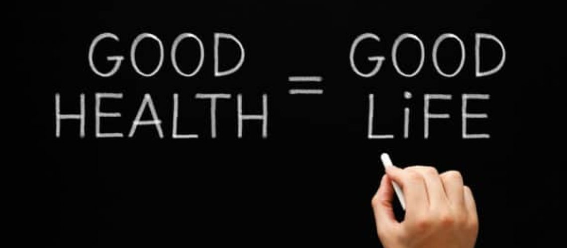 holistic medicine equals good life