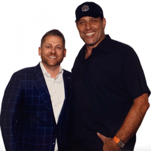 Dr. Kristofer Chaffin with Tony Robbins
